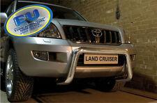 Toyota Land Cruiser 120 2003 - 2010 U-BAR CE APPROVED BULL BAR PUSH BAR
