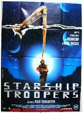 STARSHIP TROOPERS Affiche Cinéma / Movie Poster PAUL VERHOEVEN