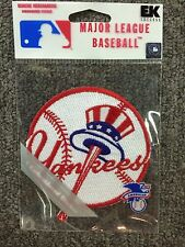 New York Yankees Embroidered Patch Sticker Authentic MLB Licensed Can Be Sewn On
