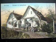 Spain~1900s VALENCIA~Barraca de Labradores