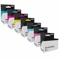 Prestige Cartridge HP 363 Lot de 7 Cartouches d'encre compatible avec Imprimante