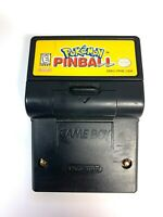 Pokemon Pinball - Nintendo Gameboy Color Game Tested + Working & Authentic!