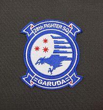 Ace Combat 28th FIGHTER SQUADRON GARUDA Morale Patch VELCRO® Brand