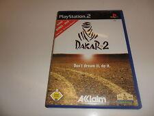 PlayStation 2  PS 2  Dakar 2