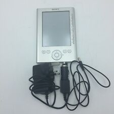 SONY Digital Book Reader PRS 300 - Silver DC 5.2v Charge.