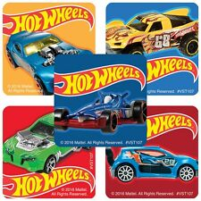 25 Team Hot Wheels Classic Cars Stickers Party Favor Teacher Supply Motor R