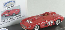 ALFA MODEL 43 AM43F43 FERRARI 410 S SCAGLIETTI 1° PALM SPRING 1956 C.SHELBY