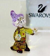 Swarovski Original Figur Disney Zwerg Seppel / Dopey 5428558   Neu 179€
