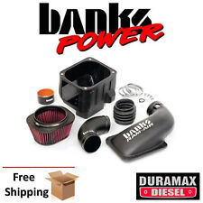 Banks Power Cold Air Intake System 2011-2012 GMC Sierra 2500 3500 6.6L Duramax