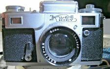 Kiev 4 Soviet camera with 50mm Jupiter 8M lens