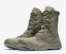 """MEN'S NIKE SFB 8"""" SPECIAL FIELD BOOTS SAGE/OLIVE 631371-222 SIZE 11.5"""