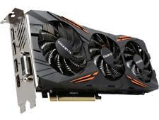 Gigabyte GeForce GTX 1080 GV-N1080G1 GAMING-8GD Video Graphics Card GPU