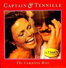 """Captain & Tennille"" - ""Ultimate Collection""- ( CD- HIP-O Records / 96-24 Bit )"
