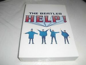THE BEATLES  (HELP)  COFFRET  EDITION DE LUXE  2007   2 DVD  NOMBREUSES PHOTOS