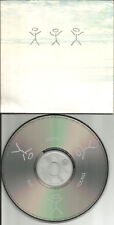 THE YOUNG GODS Kissing the Sun EDIT & Lointaine INSTRUMENTAL PROMO CD single