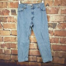 Levi's Jeans 550 Relaxed Tapered Womens Size 12 Short 28 Inseam Vintage