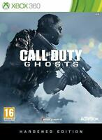 Call Of Duty: Ghosts - Hardened Steelbook Edition (Xbox 360 Game) *GC*