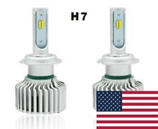 2018 Tri-Color Switch Back LED Headlight Kit, Bulb H7, 6000K/3000K/4500K/Strobe