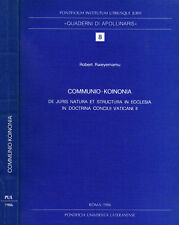 COMMUNIO KOINONIA