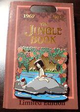 Disney Pin - The Jungle Book - 1967-2017 - Baloo & Mowgli