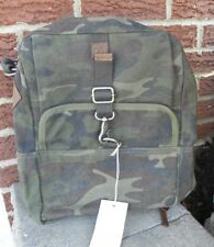 ALTERNATIVE APPAREL IPad Laptop Carry Bag, Camouflage NEW Backpack ARMY CAMO