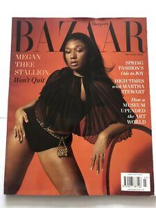 Harper's Bazaar Magazine - March 2021