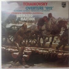 Haitink TCHAIKOVSKY 1812 Overture, Francesca da Rimini - Philips Vinyl SEALED