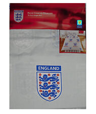 England Football Team Single Duvet Quilt Cover Bedding Set