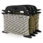 """Camouflage Braided Rope with Winder Organizer Spool 1/8"""" x 50'  (Random Color)"""