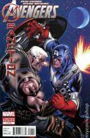 Avengers X-Sanction #1 (2012) Marvel Comics X-Men Cable