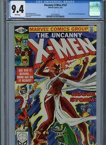CGC 9.4 Uncanny X-Men #147 Doctor Doom & Arcade Appearance