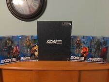 GI Joe Classified SNAKE EYES Hasbro Pulse Deluxe Exclusive 6? Limited Edition
