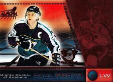 1998-99 Aurora Championship Fever Red #1 Paul Kariya