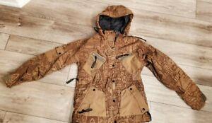 Grenade Fatigue Ski / Snowboard Jacket Mens Small