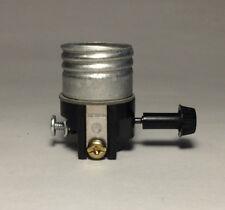 Leviton 3 Terminal Turn Knob Lamp Socket Interior for Wiring Bottom Light Bulb