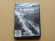 Doku Deutsche U Boote 2 Weltkrieg Kriegsmarine Marine DVD Neu OVP
