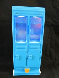 DC Comics Super Hero Girls Replacement Toy X-ray Vision Locker Only Tested Works