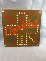 Vintage 1962 Aggravation Board Game No 13 CO-5 Company 100% Complete Young & Old