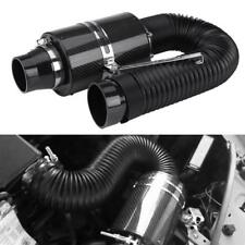 "76MM 3"" UNIVERSAL CARBON SPORT LUFTFILTER COLD AIR INTAKE SYSTEM"