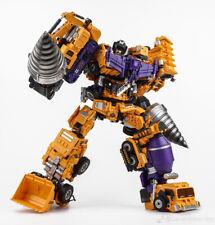 Generation Toy GT-6 Duron Drill / Gravity Builder / Transformers Devastator