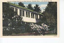 Entrance to Breezy Knoll Inn Lake Pontoosuc  Pittsfield  MA