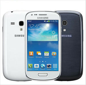 "Samsung Galaxy S3 Mini i8190 GPS Wi-Fi 5MP 4"" 1GB RAM 8GB ROM 5.0MP Android"