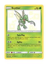 Shiny Scyther SV1/SV94 Rare Pokemon Card TCG - Hidden Fates Shiny Vault - New
