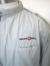 Horizon Sportswear Pacific Bell Jacket Mens Beige Size 2XL XXL Made in USA