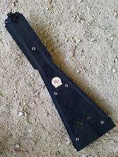 Kased Plates '04-'14 HONDA TRX450R 3MM BLACK Lifetime Warranty Frame Skid Plate