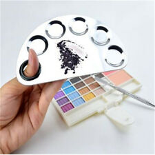 Organizer Paint Palette Stainless Steel Foundation Eyeshadow Rod Plate Painting