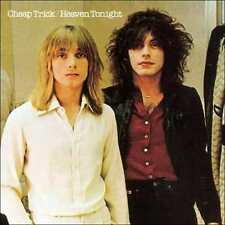 *NEW* CD Album Cheap Trick - Heaven Tonight (Mini LP Style Card Case)