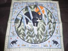 """Hermes scarf CARRE """"CAVE FELEM"""""""