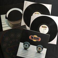 TOMMY London Symphony Orchestra ODE US COMPLETE BOX SET 1972 VINYL 2 LP EX