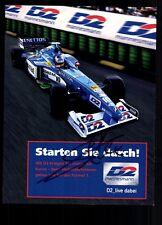 Alexander Wurz Original Signiert Formel 1 +G 18568